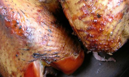 Hot Smoked Pheasant